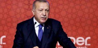 Cumhurbaşkanı Erdoğan: Herkes bir yere savrulmaya başladı