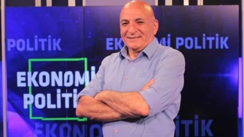Ekonomist yazar Mustafa Sönmez gözaltına alındı
