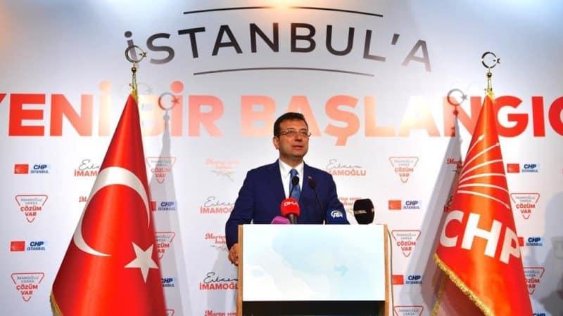 Ekrem İmamoğlu ndan Cumhurbaşkanı Erdoğan a çağrı