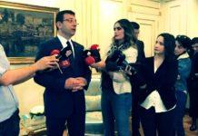 Ekrem İmamoğlu Devlet Bahçeli ve Hulusi Akar tepki