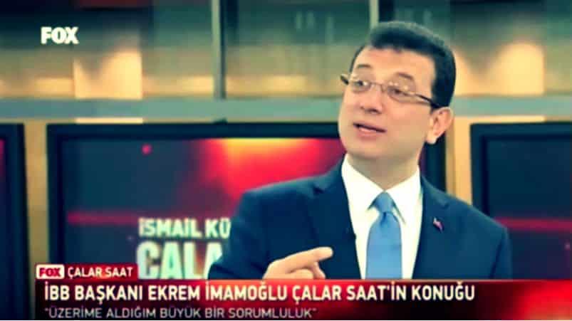Ekrem İmamoğlu: İstanbul da aylık öğrenci akbili 50 TL ye düşecek