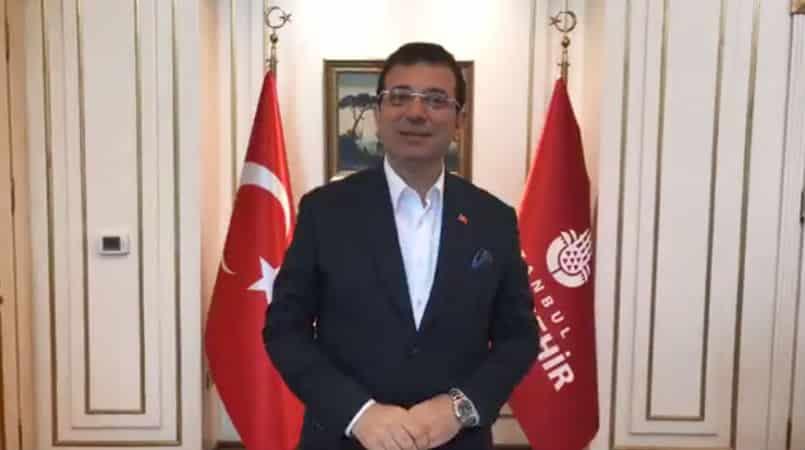 Ekrem İmamoğlu Büyük İstanbul Maltepe buluşması