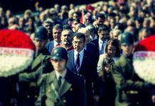 Erdoğan Ekrem İmamoğlu Anıtkabir çıkışı
