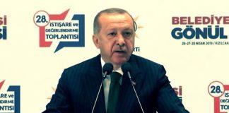Erdoğan İstanbul seçim sonuçları