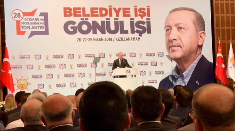Erdoğan dan İstanbul seçim sonuçlarıyla ilgili açıklama