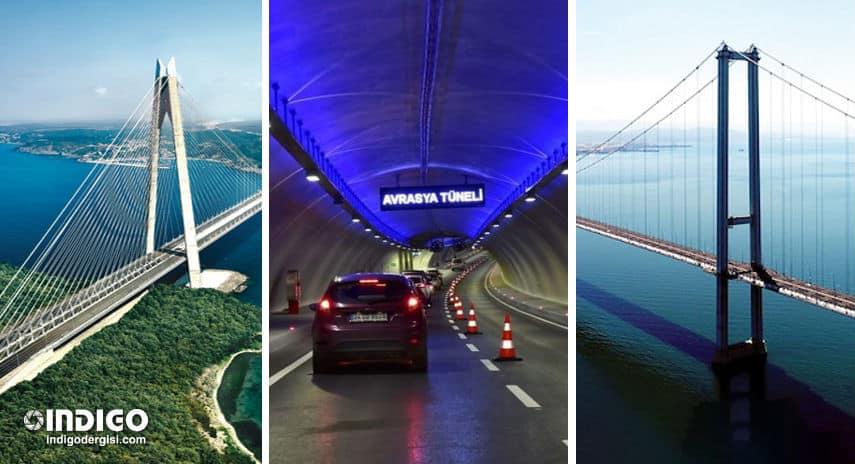 Geçiş garantisi tutmadı; Hazine 2 milyar TL çıktı osmangazi yavuz sultan selim köprüsü avrasya tüneli
