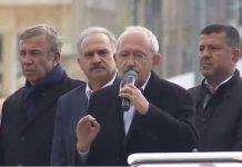 Kemal Kılıçdaroğlu: Saldırı köye dışarıdan gelenlerin tezgahıdır