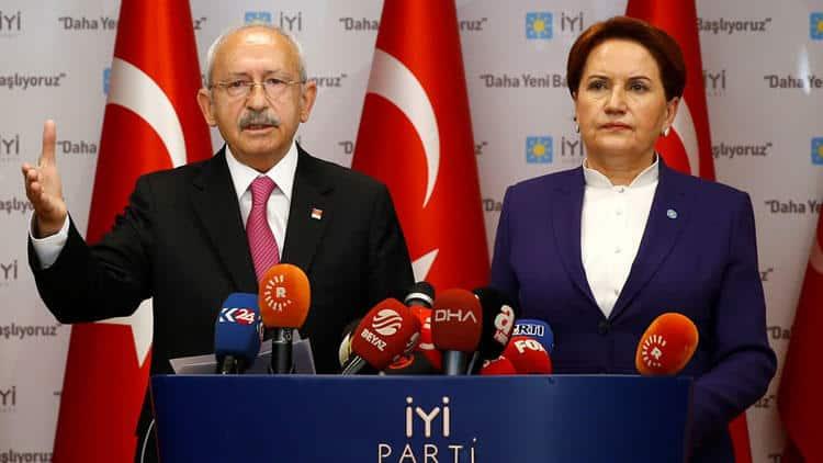 Kılıçdaroğlu ve Akşener den ortak açıklama: Milli irade bu saygısızlığı affetmez!
