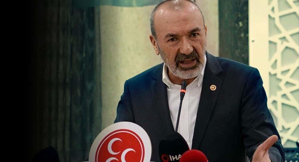 mhp genel başkan yardımcısı Yaşar Yıldırım telefon bağlantısı chp nin asıl hedefi demokrasi getirmek