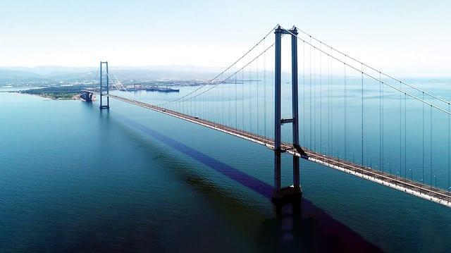 Osmangazi Köprüsü geçiş garantisi