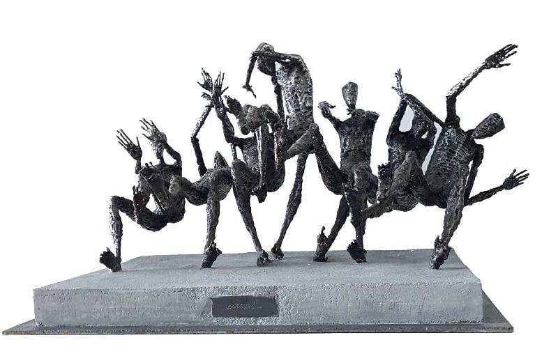 heykel sergisi galeri selvin