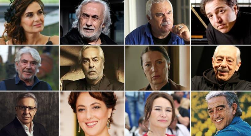 Sanatçılar yazarlar kemal Kılıçdaroğlu çubuk saldırısı linç kınama ortak bildiri