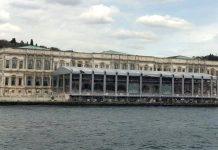 Saraykondu: Çırağan Sarayı'na tarihi dokuyu katleden kış bahçesi