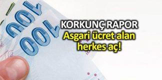 Türk-İş: Asgari ücret alan herkes açlık sınırının altında yaşıyor!