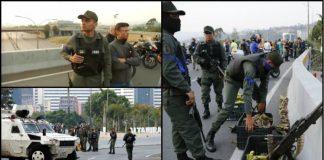 Venezuela darbe girişimi: Asker sokakta; Maduro açıklama yaptı