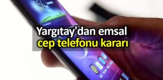 Yargıtay emsal cep telefonu kararı: Tüketici mağdur edildi