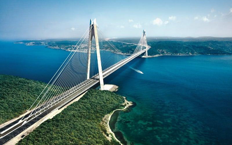 Yavuz Sultan Selim Köprü
