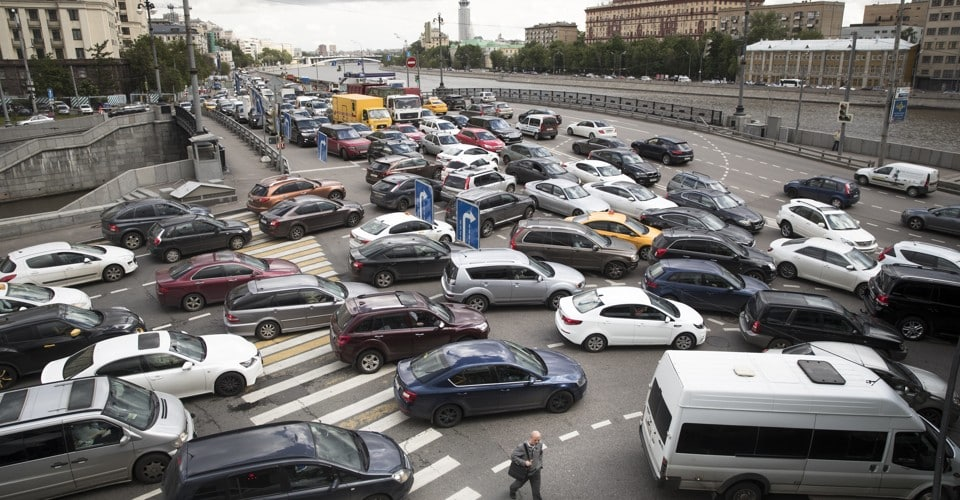 istanbul ankara izmir trafik sorunu