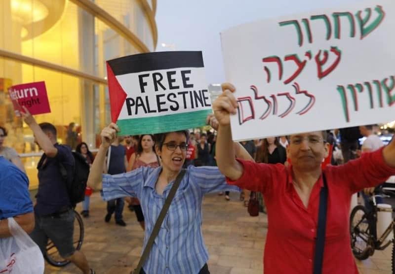 2019 Eurovision protestoları: İsrail boykot çağrısı! filistin gazze