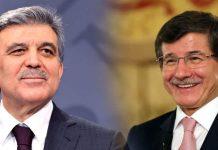 Abdullah Gül ile Ahmet Davutoğlu arasındaki diyalog ortaya çıktı!