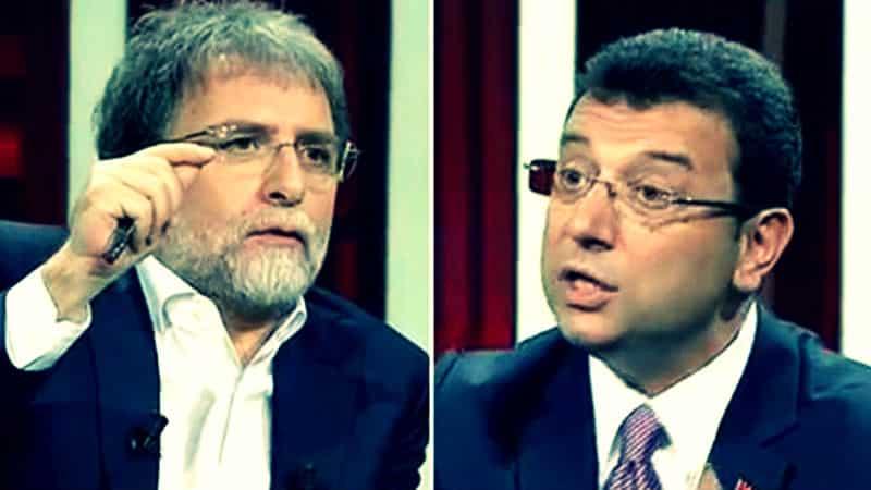 Ahmet Hakan, ekrem İmamoğlu yayınıyla ilgili yazdı: Dinle beni ey iki taraf