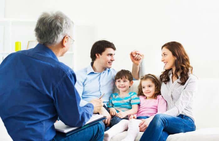 aile terapisi nedir anne baba çocuk