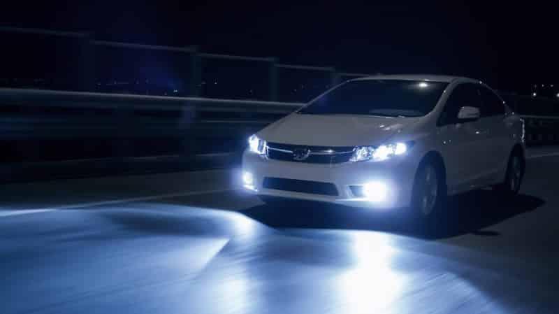 araba farı led ışık