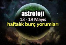 Astroloji: 13 - 19 Mayıs 2019 haftalık burç yorumları
