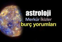 Astroloji: Merkür İkizler burç yorumları