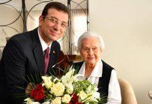 Celal Bayar kızı Nilüfer Gürsoy Ekrem İmamoğlu 27 mayıs 1960 darbesi
