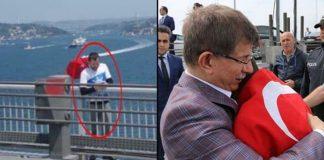 Davutoğlu kurgu olduğu iddia edilen intihar girişimiyle ilgili açıklama