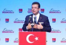 Ekrem İmamoğlu: 23 Haziran da israf düzeni bitecek!