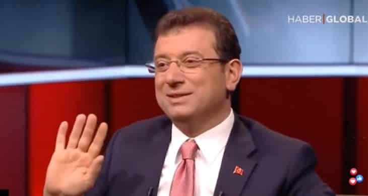 Ekrem İmamoğlu Ahmet Hakan Beni kimden kaçırıyorsunuz?
