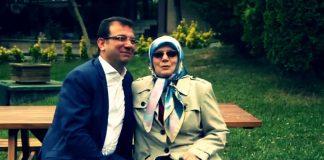 Ekrem İmamoğlu nun annesinden mesaj: Oğlumu koruyun