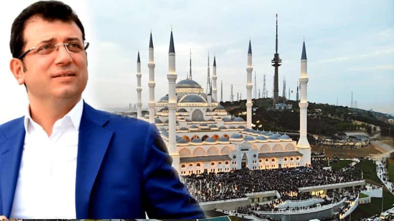 Ekrem İmamoğlu: Çamlıca Camii açılışına davet edilmedim