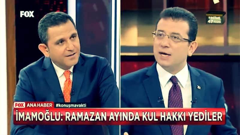 Ekrem İmamoğlu: YSK'nın 7 üyesini Allah'a havale ediyorum, Ramazan ayında kul hakkı yediler.