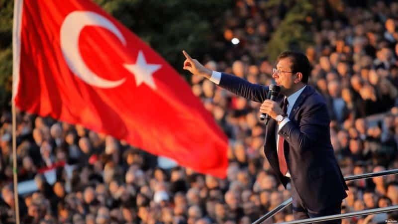Ekrem İmamoğlu açıkladı: Seçimde tek haber kaynağı AA olmayacak!