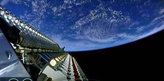 Elon Musk uzaydan internet projesi: Starlink uyduları görüntülendi