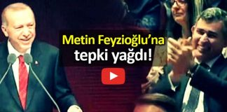 Erdoğan avukatlara yeşil pasaport dedi; Metin Feyzioğlu alkışladı