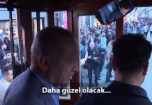 Erdoğan her çok güzel olacak diyen vatandaşa yanıt daha güzel olacak