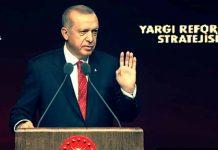 Erdoğan: İfade özgürlüğünü demokrasinin en önemli şartı olarak görüyoruz