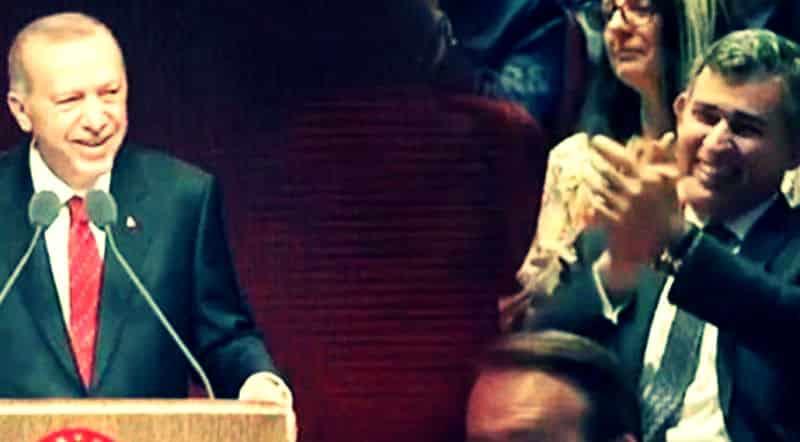 erdoğan metin feyzioğlu avukatlara yeşil pasaport