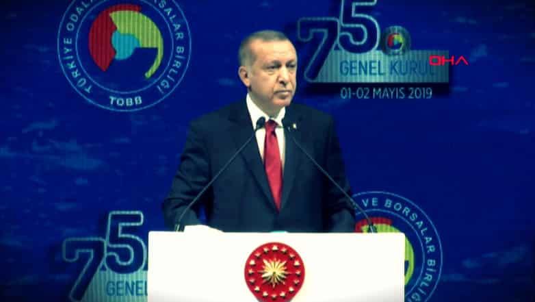 cumhurbaşkanı Erdoğan Türkiye İttifakı ve Cumhur İttifakı açıklaması