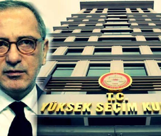 Fatih Altaylı: YSK yönelik psikolojik baskı çok açık!