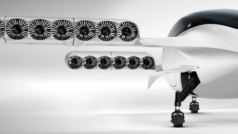 air taxi lilium jet germany