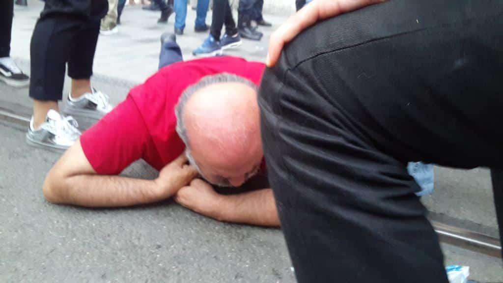 İhsan Eliaçık gözaltı yeryüzü sofrası polis müdahalesi