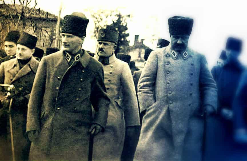 Mustafa Kemal Atatürk ün 19 Mayıs 1919 da gördüğü manzara