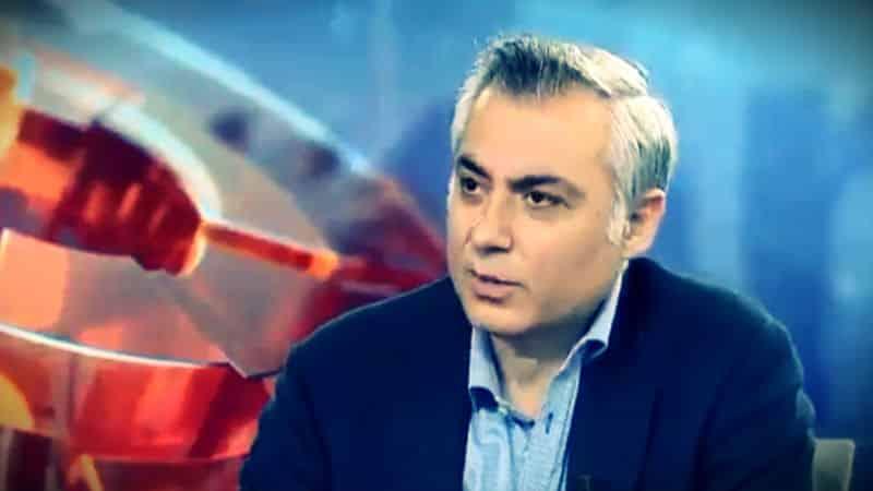 portföy yöneticisi Haydar Acun ekonomik istikrar ironik öneri: Anayasa AKP dışında hiçbir parti kazanamaz yazılsın