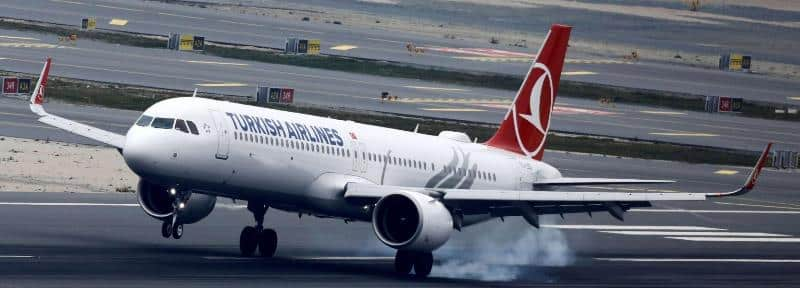 ist ltfm istanbul airport turkish airlines