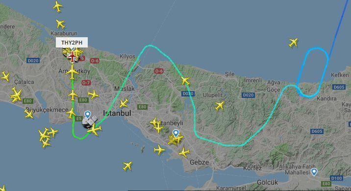 İstanbul Havalimanı uçuşlar rötar cb bulutu